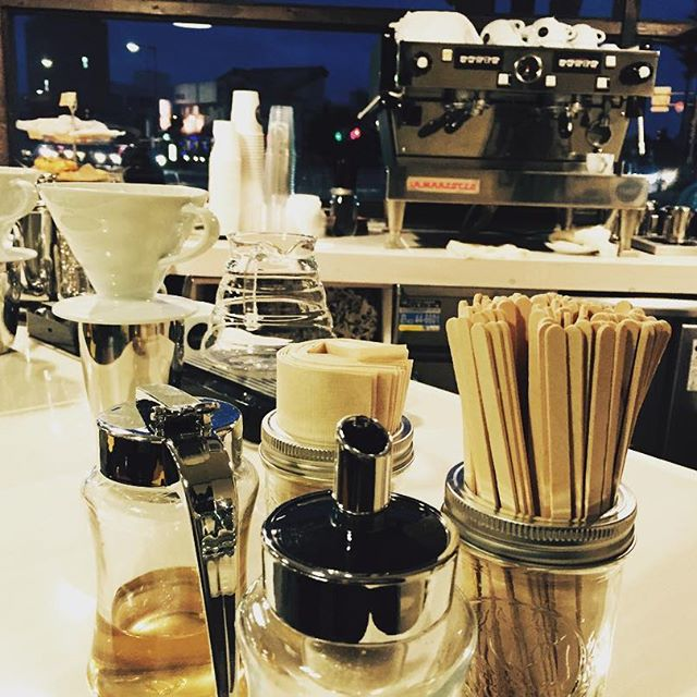 本日もElskaでお待ちしております!#elskaheartcoffee #espresso #coffee - from Instagram