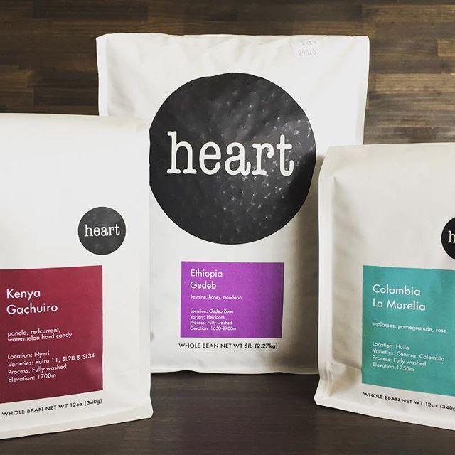 こんにちは本日、新しい豆が入荷されました!今回は、#ethiopia #Kenia#colombia の3種類です!それぞれが異なる魅惑の個性を持ち合わせております!まずはお試しあれ#elskaheartcoffee #pourover #specialitycoffee #espresso #aeropress #heartcoffee - from Instagram