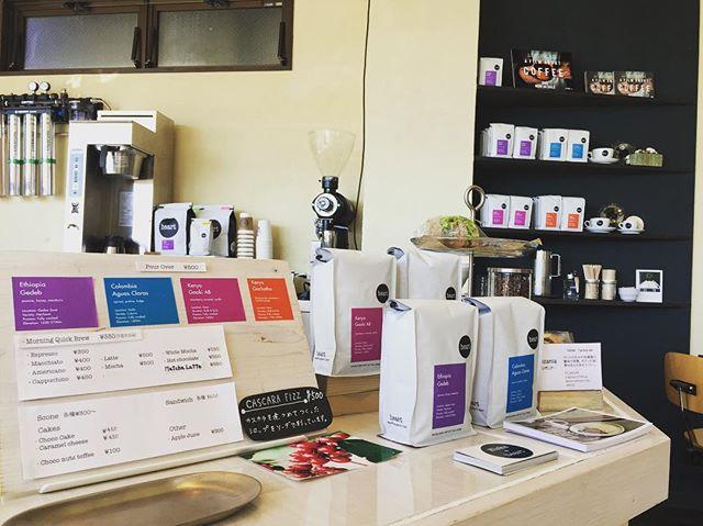 Helloお待たせ致しました、新しい豆、入荷しました!今回は#ethiopia #Colombiaに加え農園違いの2種類の#Kenya をご用意致しました。お気に入りのフレイバーと共に、素敵な時間をお過ごし下さい#elskaheartcoffee #エルスカプラスハートコーヒー #aeropress #pourover #specialitycoffee - from Instagram