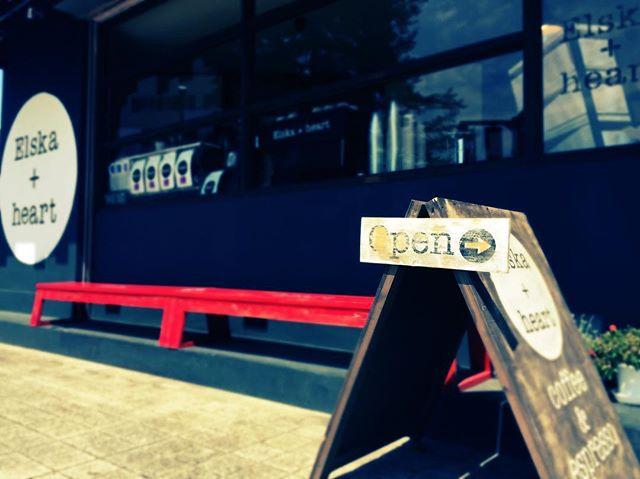 おはようございますElskaは本日も営業しております♪#elskaheartcoffee #pourover #specialitycoffee #handdrip #espresso #宇都宮カフェ #栃木カフェ #宇都宮 #栃木 #スペシャルティコーヒー #ハート - from Instagram
