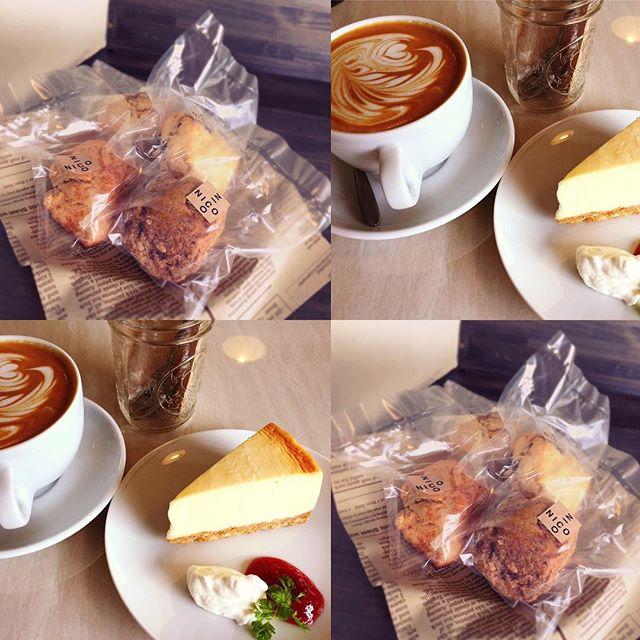 Hello😀本日のエスプレッソはエチオピアの豆を使用しております!スコーンやチーズケーキと共に、くつろぎのひと時を♪※スコーン4個セットをご購入いただくと…お好きなドリンクどれでも1杯サービス※#elskaheartcoffee #handdrip #pourover #specialitycoffee #scone #cappuccino #cheesecake #宇都宮カフェ #栃木カフェ #espresso #コーヒー #coffee #ethiopia #スペシャルティコーヒー #コーヒータイム - from Instagram